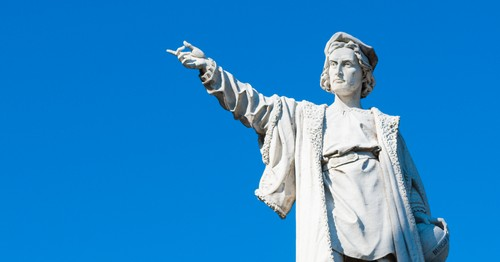 Is Christopher Columbus more of a hero or a villain?