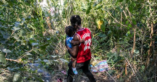 Haitian migrants at the border: How would you rate Biden's response?